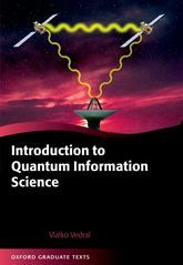 In addition to treating quantum communication, entanglement, error correction, and algorithms in great depth, this book also addresses a number of interesting miscellaneous topics, such as Maxwell's demon, Landauer's erasure, the Bekenstein bound, and Caratheodory's treatment of the second law of thermodynamics.