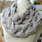 Creative Cowls - Free Crochet and Knit Patterns from Karla's Making It - Karla's Making It