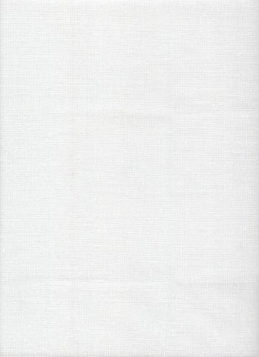 Zweigart-Bantry-Quaker-Cross-Stitch-Fabric-Fat-Quarter-28ct-White-49-x-55cms