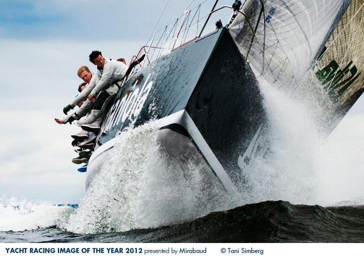Photo by Tani Simberg - Yacht Racing Image of the Year 2012