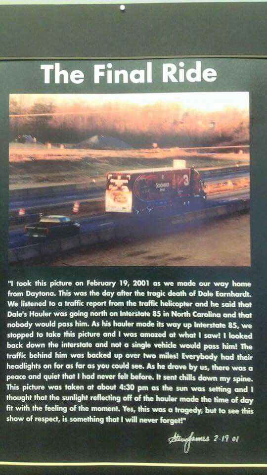 the legendary of dale earnhardt in nascar racing history You can even learn about the deep-rooted history race fans, the dale trail features 19 locations that tell the story of earnhardt's life, his legendary nascar.