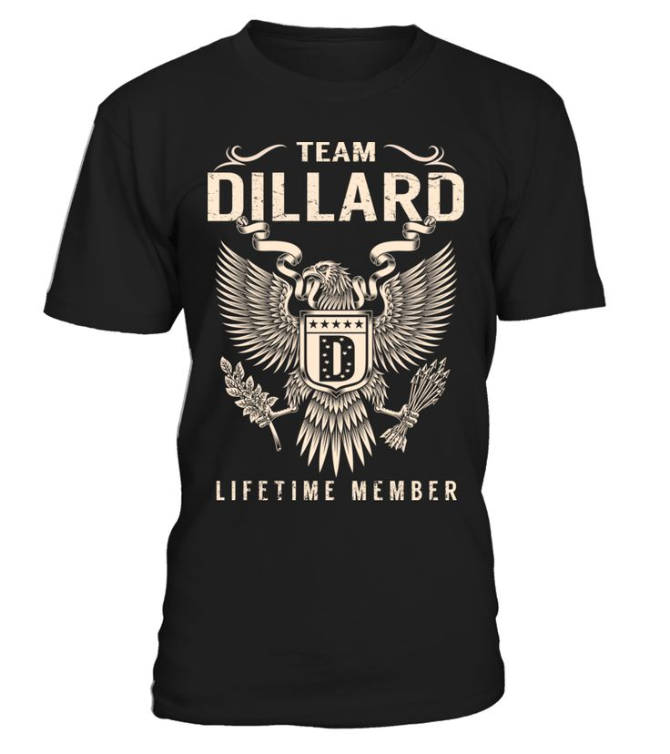 Team DILLARD - Lifetime Member