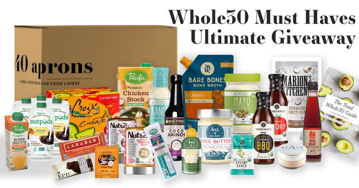 These Whole30 breakfast recipes will have you antsy to start a round! With both savory and sweet Whole30 breakfast recipes, there's definitely something for everyone here. Try some of my favorite Whole30 breakfast recipes and let me know which is your favorite! To enter the Whole30 giveaway, scroll down or click here. Two exciting things:...