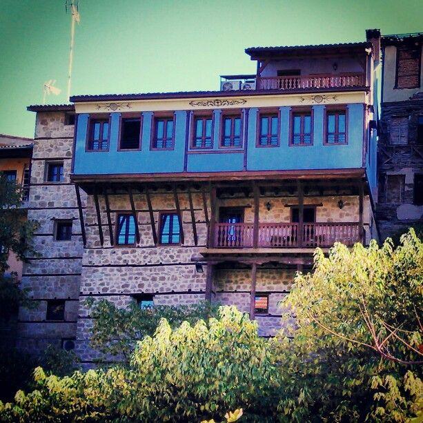 18th century mansion in the jewish quarter, Veroia