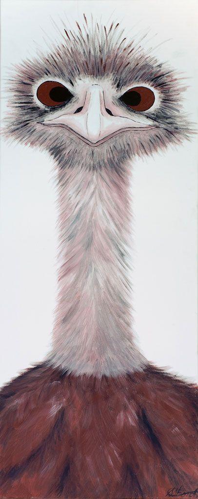 Sam Sterrett - Original Animal Illustrations