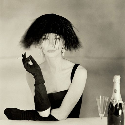 You could delete the cigarette and it would still be one of the most incredible photographs of a beautiful woman.  Henry Clarke photographer