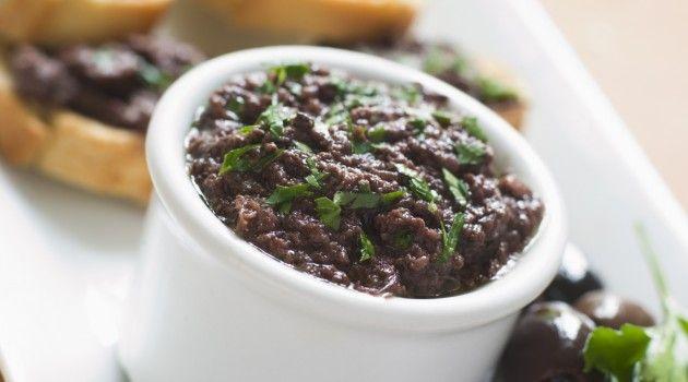 Pasta de azeitona preta - Bolsa de Mulher
