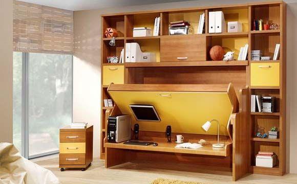 <p>Além de otimizar ambientes pequenos, elas podem transformar o mesmo espaço em dupla função</p>