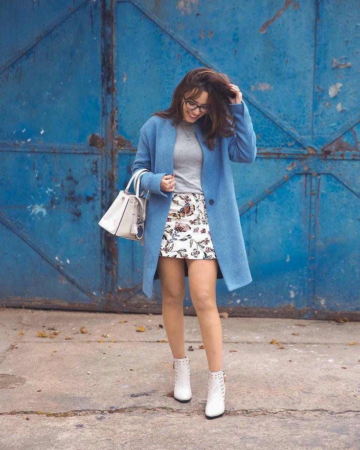 """89.2 mil curtidas, 1,269 comentários - TACIELE (@tacielealcolea) no Instagram: """"Meu look pra segurar os 9 graus em Sp É doidinha igual eu e ama usar saia até quando tá…"""""""