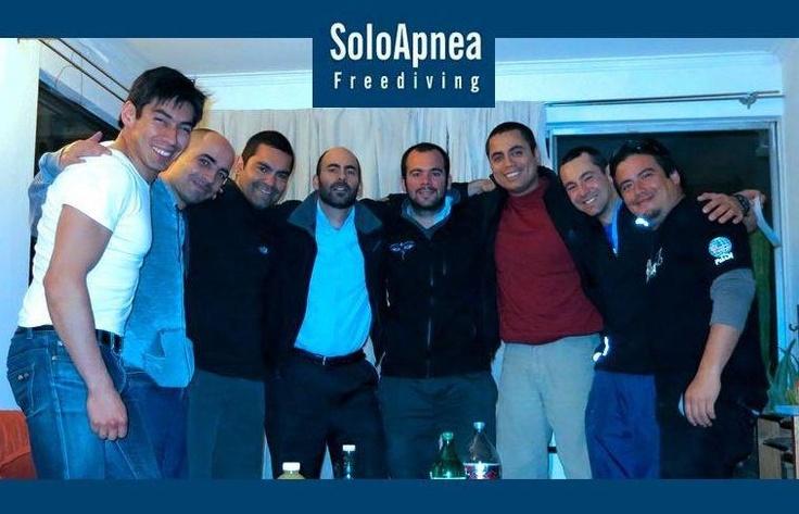 SoloApnea 2012