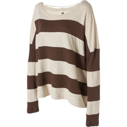 Quiksilver North Beach Shirt - Long-Sleeve - Women is Sienna, M