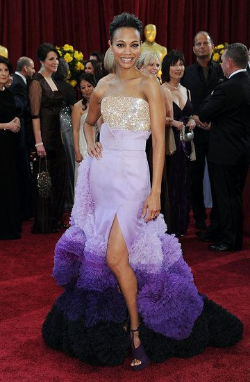 #redcarpet #zoesaldana #oscars #inspirationCelebrityfashion Redcarpet, 2010 Oscars, Givenchy, Zoesaldana, Beautiful Dresses, Zoe Saldana, Academy Awards, Oscars Dresses, Red Carpets Dresses