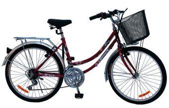 Bicicleta Rod 24 18 Vel Bimex B Ciity Bike Lady #Bicicleta #Paseo #Deporte