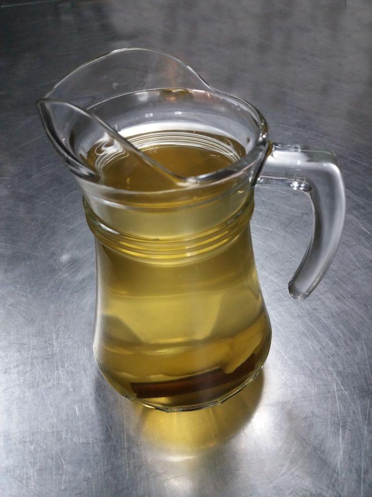 Chá de Gengibre, Limão e Canela