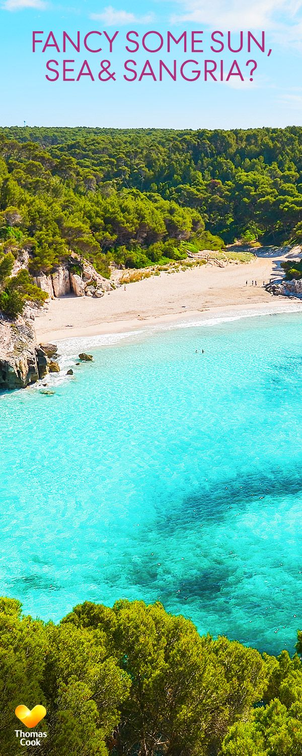 A colourful concoction of flamenco, tapas, sun, sand and sangria - Spain holidays truly have something for everyone. Discover this charming and laid back location with Thomas Cook.