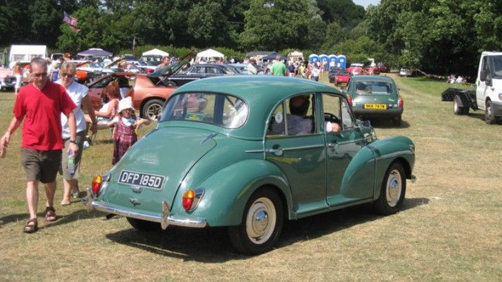 Most Iconic Cars Of The 1940s 1940s Car Morris Minor Automobile Industry