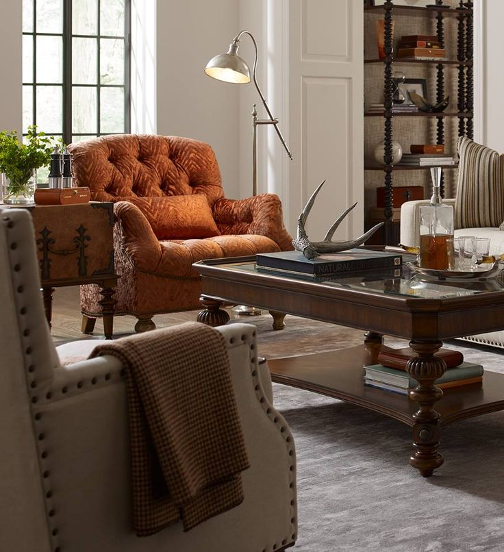 Classic living room furniture for your family