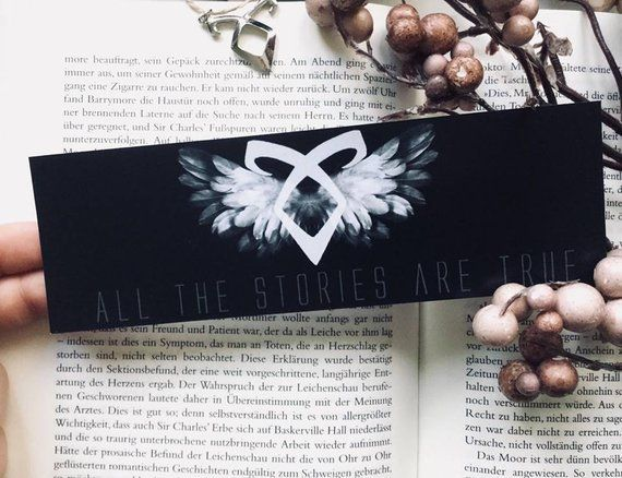 Pin By Jessika Feierabend On Angels In 2021 Shadowhunters City Of Bones Bookmarks Handmade