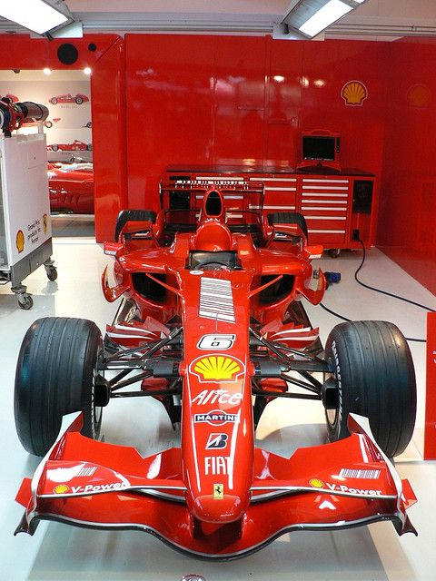 Ferrari world's champion