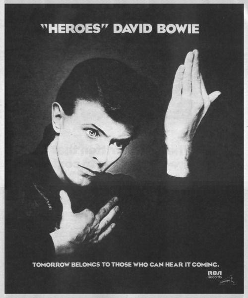 ¡BOWIE ES INMORTAL! - Página 10 4203f7f80f1d3341e03e74ce0dc3718c--david-bowie-heroes