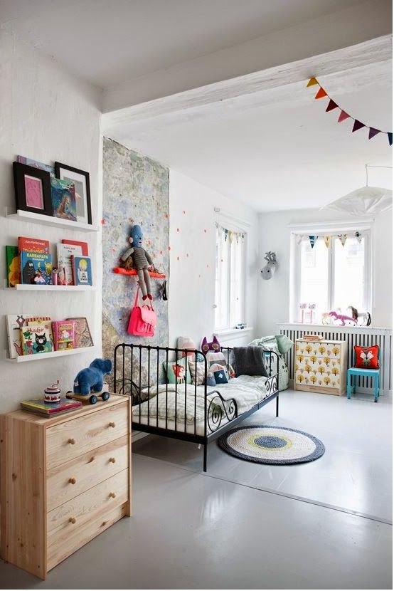 Charming Room And Child Nina Style Eclectico