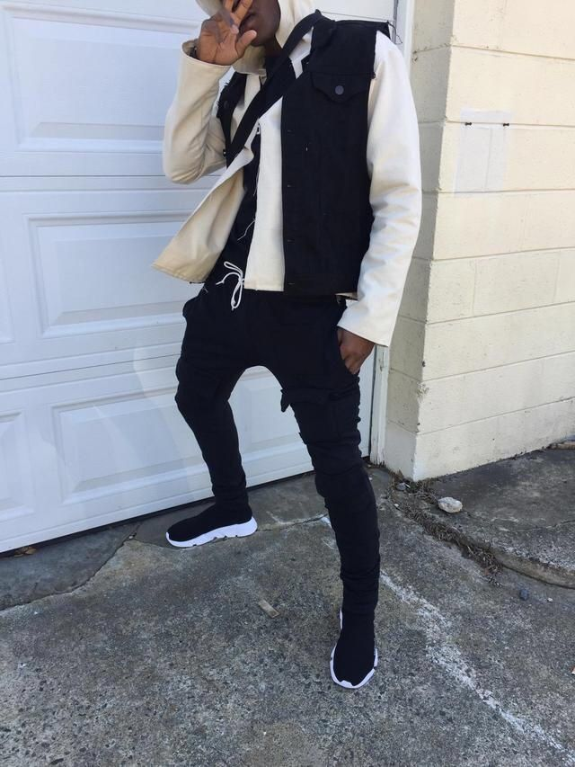 Post Check, Street Wear, Man Style, Casual Outfits, Balenciaga, Minimal,  Homemade, Men's Fashion, Outfit