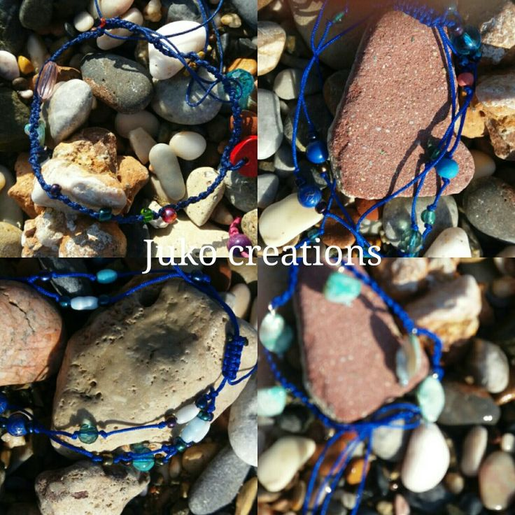 Bracalet macrame by Juko creations