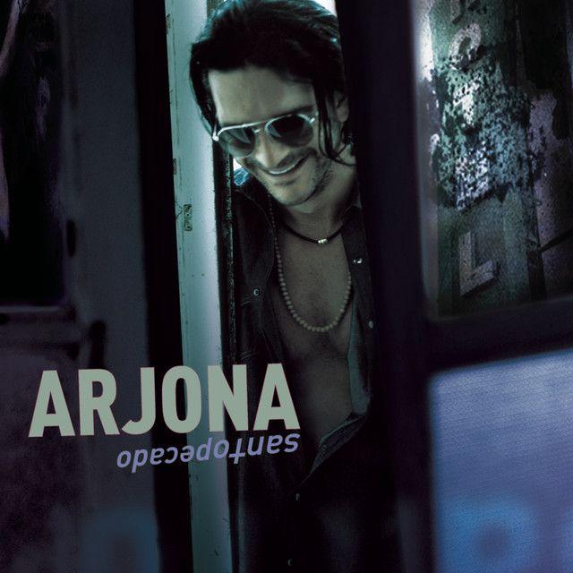 """""""Duele Verte"""" by Ricardo Arjona was added to my Descubrimiento semanal playlist on Spotify"""