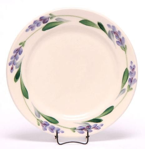 Salad Plate - 13 Pattern Options