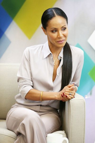 Jada Pinkett Smith Photos Photos - Award-winning actress, producer and advocate Jada Pinkett Smith speaks during Insight Dialogues presented by The Rockefeller Foundation on September 19, 2016 in New York City. - Insight Dialogues With Jada Pinkett Smith Presented By The Rockefeller Foundation