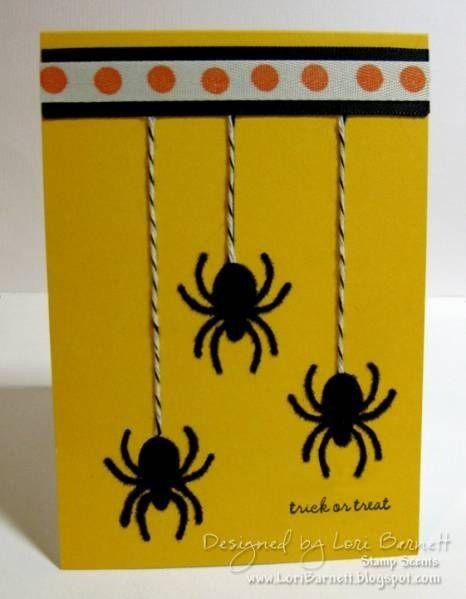 Открытки пауков, папе день рождения