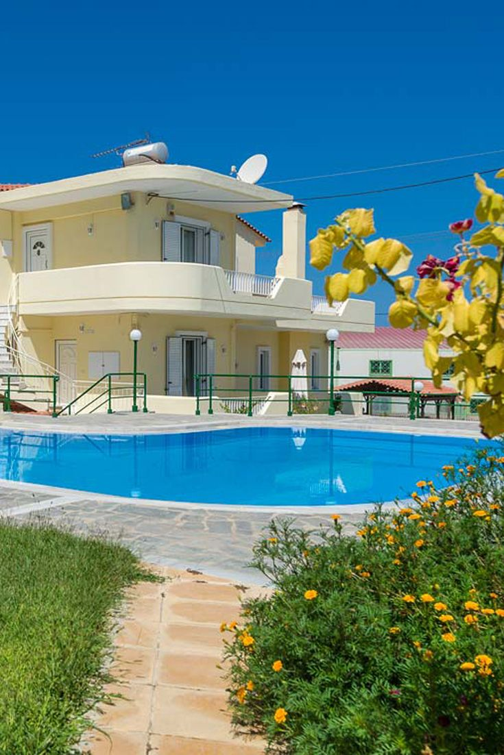 Villa Maria in Pigi, Rethymno, Crete