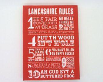 old lancashire sayings - Google Search