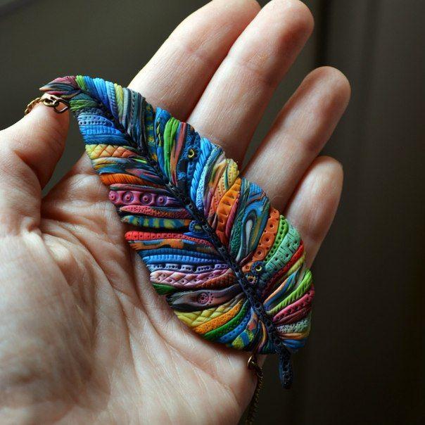 перья в изделиях из полимерной глины: 23 тыс изображений найдено в Яндекс.Картинках