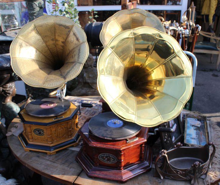 Antiques market - Budapest