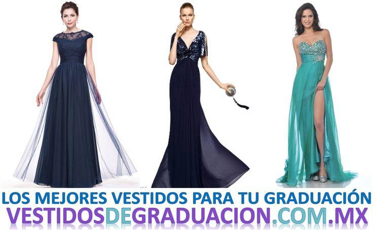 Resultado de imagen para vestidos de graduación universitaria