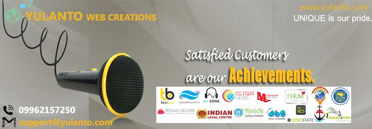 Satisfied Customers are our Achievement.  #Uniquewebdesign_Lowprice