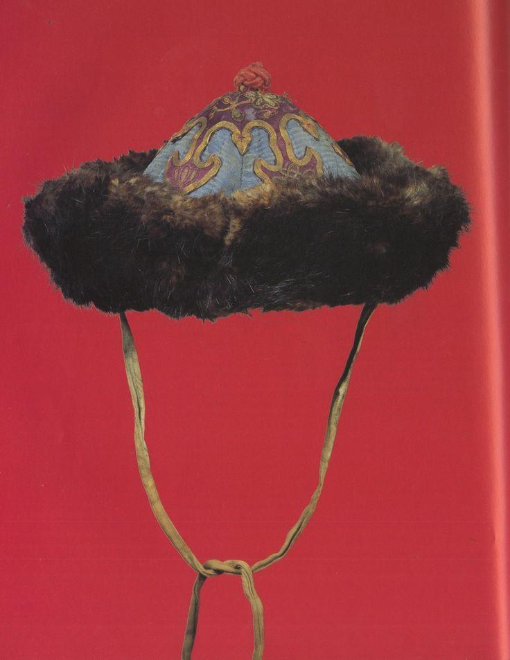 Mongolian Hat. National Museum ofCopenhagen. Denmark