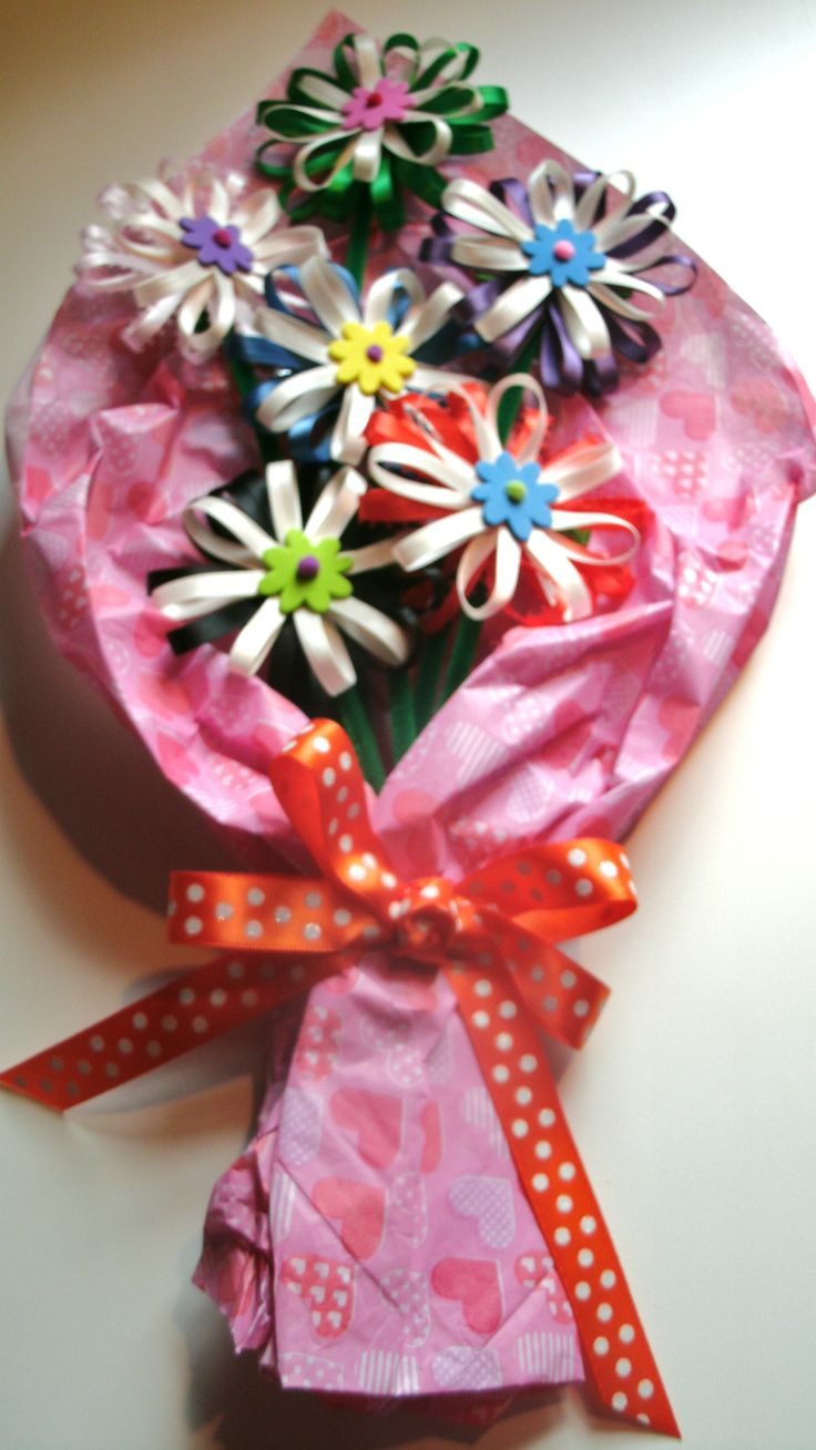 bouquet of hair flowers! ~ perfect gift... message me