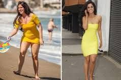 Vicky from Geordie shore is my new fitness inspiration!