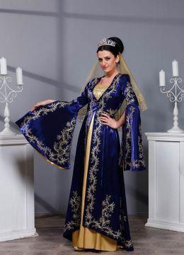 İkili Kaftan & Bindallı Kına Elbisesi 152