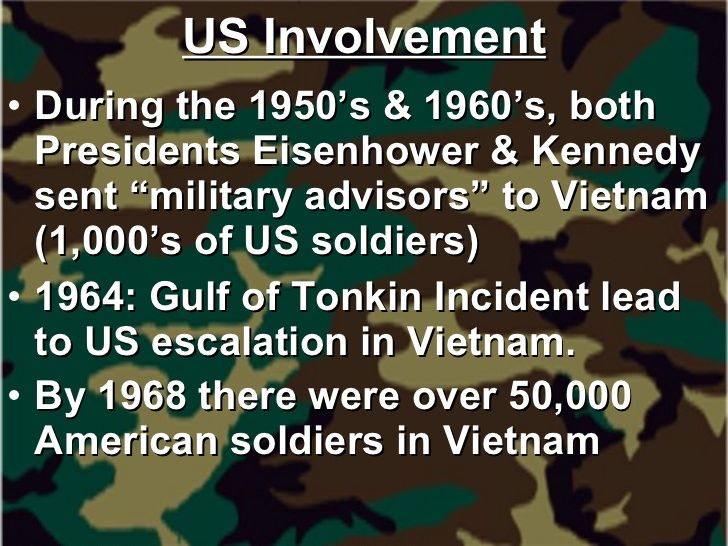 Vietnam war summary easy recipes