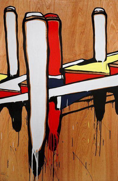 Jasper Knight: The woods themselves :: Wynne Prize 2012 :: Art Gallery NSW