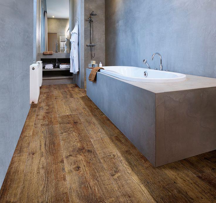 maritime pine wood effect luxury vinyl flooring moduleo