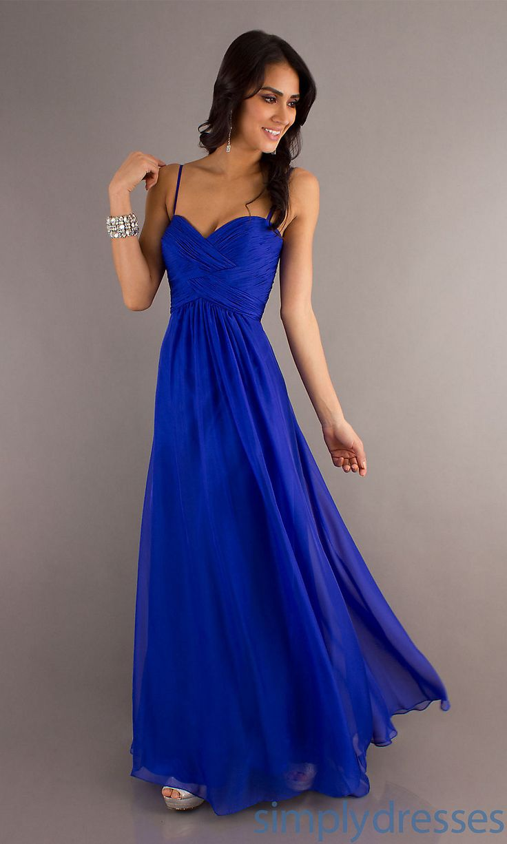 The 25 best royal blue bridesmaid dresses ideas on pinterest dave and johnny long prom dresses evening gowns simply dresses blue formal dressesroyal blue bridesmaid ombrellifo Choice Image