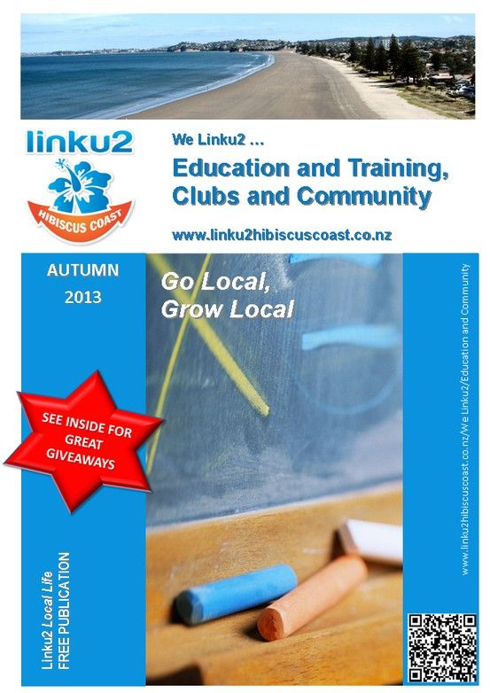 Hibiscus Coast options for schools, clubs and community groups