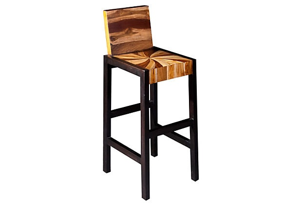 7 Best Rustic Modern Bar Stools Images On Pinterest