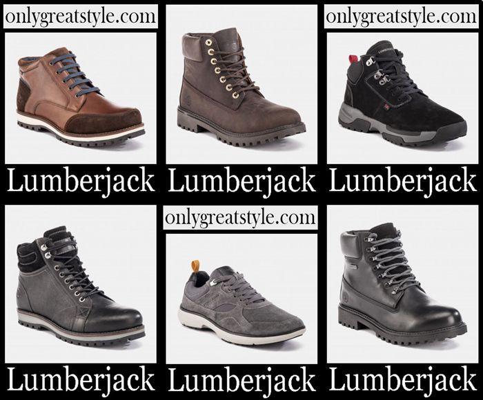 New arrivals Lumberjack shoes 2018 2019