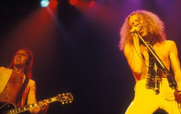 Foreigner's Lou Gramm en Mick Jones gaan weer samen optreden