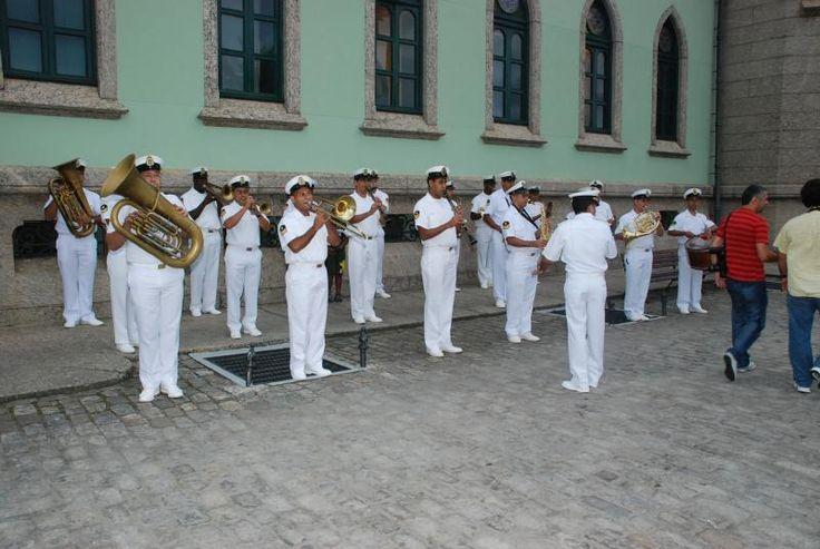 Banda do Corpo de Fuzileiros Navais se apresenta em São Luís nesta sexta (13)